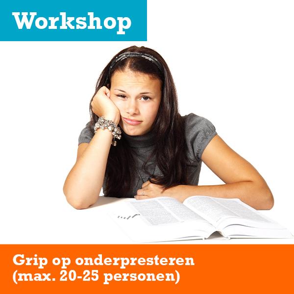 Workshop Grip op onderpresteren