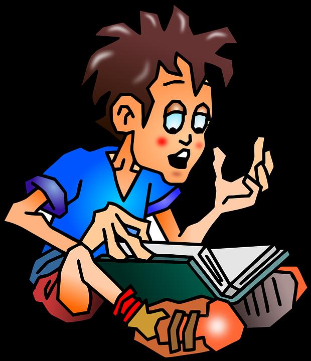 wanhopige leerling brugklas die niet weet hoe hij leren moet