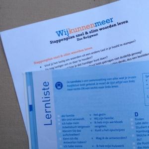 Online stappenplan Snel & slim woorden leren